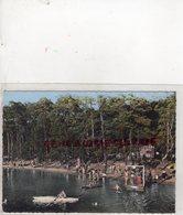 03- SAINT  BONNET TRONCAIS- LA PLAGE - EDITEUR COMBIER MACON N° 307-  1966 - Autres Communes