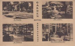 Saint Cloud : Garden Hotel Restaurant - Saint Cloud