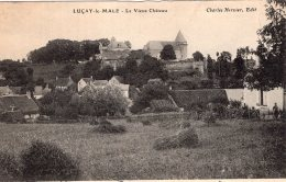 V15178 Cpa 36 Luçay Le Mâle - Le Vieux Château - Frankreich