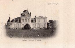 V15207 Cpa 36 Château De Luant - Non Classificati