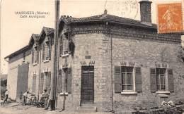 51 - MARNE / 513566 - Massiges - Café Auvignon - Autres Communes