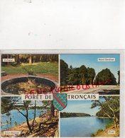 03- LA FORET DE TRONCAIS-  VILLEJOT- PIROT- ROND GARDIEN- SAINT BONNET - Autres Communes