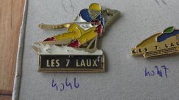 LES 7 LAUX SKI - Sports D'hiver