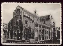 BITONTO - BARI - 1952 - CATTEDRALE - Bitonto