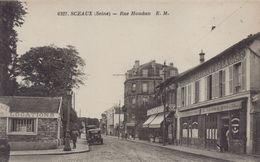 Sceaux : Rue Houdan - Sceaux