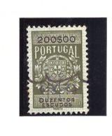 Portugal # Selo Fiscal # Valor 200$00 - Fiscaux
