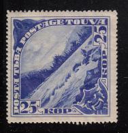 Tannu Tuva 1935 Unused Scott #59 25k Bei-kem Rapids - Tuva
