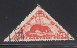 Tannu Tuva 1935 Used Scott #65 25k Otter - Tuva