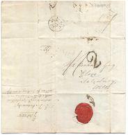 AR174) GRAN BRETAGNA - Hampton Court ( London ) To Salisbury ( Wiltshire ) - 1825 - Gran Bretagna