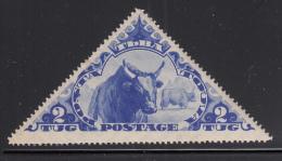 Tannu Tuva 1935 MNH Scott #68 2t Yak - Tuva