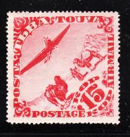 Tannu Tuva 1934 MH Scott #C4 15k Airplane, Camels - Tuva