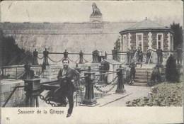 JALHAY - Souvenir De La Gileppe - Oblitération De 1904 - Jalhay