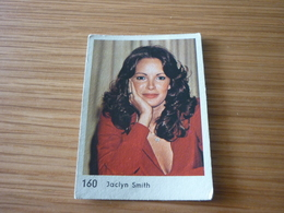 Charlie's Angels Jaclyn Smith Old MELO Greek '70s Game Trading Card - Trading Cards