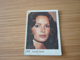 Jaclyn Smith Charlie's Angels Old MELO Greek '70s Game Trading Card - Trading Cards