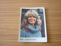 Charlie's Angels Farrah Fawcett Old MELO Greek '70s Game Trading Card - Trading Cards