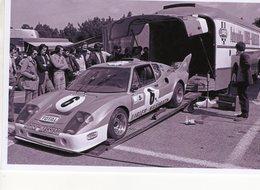 24 Heures Du Mans 1974  -  Ligier-Maserati JS2  -  Pilotes: Jacques Laffite/Alain Serpaggi  -  15x10 PHOTO - Le Mans