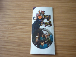 The Rolling Stones Music Old Greek MELO '70s Game Trading Card - Trading Cards