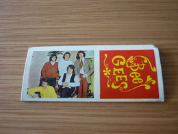 Bee Gees Music Old Greek MELO '70s Game Trading Card - Trading Cards