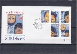 Surinam Michel Cat.No. FDC 1623/1627 + Sheet 71 - Surinam