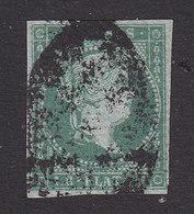 Cuba, Scott #2, Used, Queen Isabella II, Issued 1855 - Cuba (1874-1898)