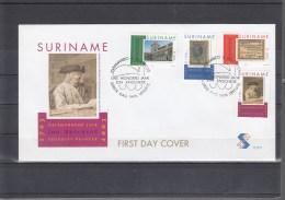 Surinam Michel Cat.No. FDC 1878/1881 + Sheet 90 - Surinam