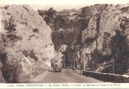 C P A  -OLLIOULES Les Gorges - Ollioules