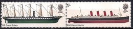 Great Britain 1969 - British Seamen And Shipbuilders  MINT - 1952-.... (Elizabeth II)