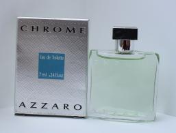 Azzaro Chrome - Miniatures Men's Fragrances (in Box)