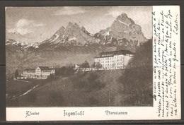 Carte P ( Suisse / Ingenbohf - Theresianum ) - SZ Schwyz