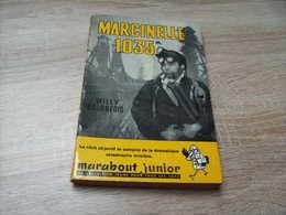 Marabout Junior 84 Marcinelle 1035 Mètres - Books, Magazines, Comics