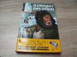 Marabout Junior 12 A L'assaut Des Poles Roger Vercel - Books, Magazines, Comics