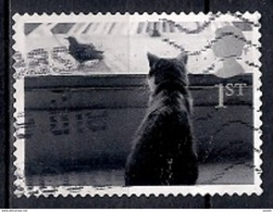 Great Britain 2001 - Cats And Dogs - Self-adhesive - 1952-.... (Elizabeth II)