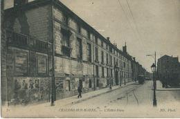 Châlons-sur-Marne (51) - L'Hôtel-Dieu - Châlons-sur-Marne
