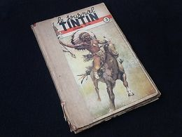 Le Journal Tintin N°3   Chaque Jeudi (1949) - Tintin