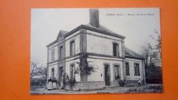 Carsix - Maison D'Ecole Et Mairie - Frankreich