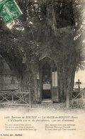 CPA - Environs De ROUTOT (27) La HAYE-de-ROUTOT - Thème : ARBRE - Aspect De L'If-Chapelle En 1914 - Routot