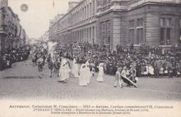 Antwerpen,  Anvers, Gedenkstoet H Conscience 1912 (pk49288) - Antwerpen