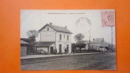 Boissis Maugis - La Gare Vue Intérieure / Editions Maillant - France