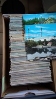 Belgique - Lot 650 CPM Quelques CPSM - Ayant Voyagé Ou Non - Cartes Postales
