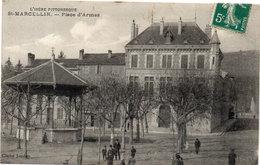 SAINT MARCELLIN - Place D' Armes -  Kiosque (107617) - Saint-Marcellin