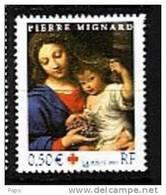 2003-N° 3620** P.MIGNARD.CROIX ROUGE - France