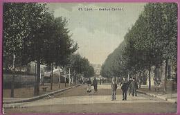 Laon Avenue Carnot - Laon