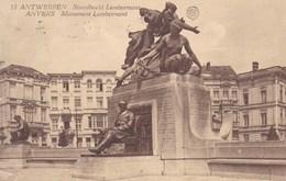 Antwerpen,  Anvers, Standbeeld Lambermont (pk49319) - Antwerpen