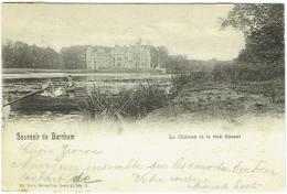 Bornem/Bornhem. Château Et Le Vieil Escaut. - Bornem