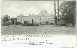Wavre. Château De La Bawette. - Waver