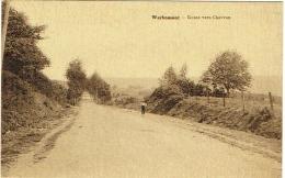 Werbomont. Route Vers Chevron. - Ferrières