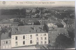 Arlon - Panorama - Vue Vers L'èglise Des Jèsuites - HP76 - Arlon