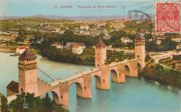 CPA Cahors-Panorama Du Pont Valentré     L2608 - Cahors