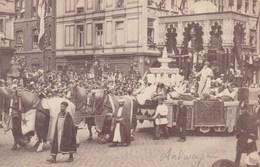Antwerpen,  Anvers, 1923, Juwelenstoet, Verkoop Van Diamant Door Des Radjach Van Pannah (pk49325) - Antwerpen
