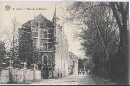 Arlon - Rue De La Station - HP1152 - Arlon